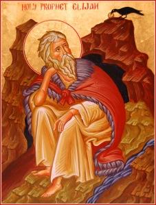Elijah and silence