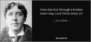 wilde-christ