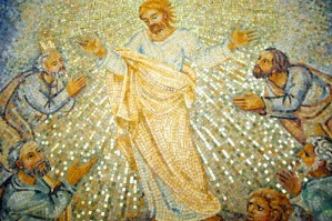 Transfiguration mosaic
