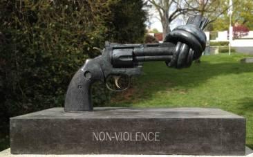 Nonviolene Sculpture