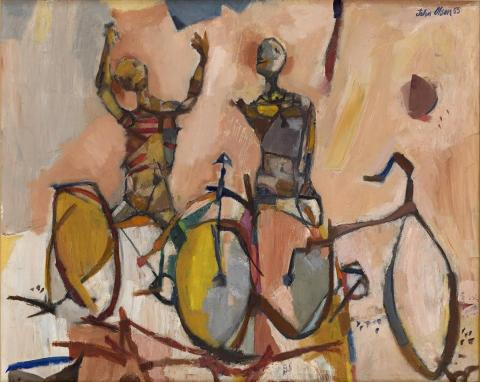 JOlsen The Bicycle Boys Rejoice 1955