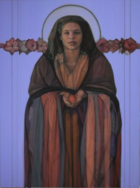 Janet McKenzie Mary Magdalene