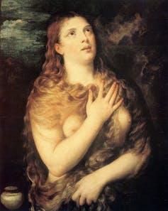 Titian Magdalene 1533