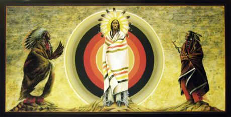 John Guigliani Transfiguration of Jesus