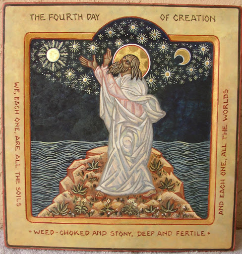 BetsyPorter Creation and the Divine Order