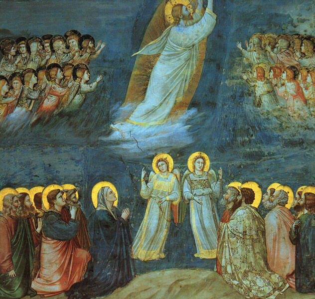 Giotto The Ascension