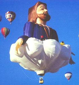 InflatableJesus